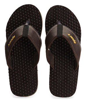 Sparx SFG-531 Brown Slipper  SFG-531-BRW