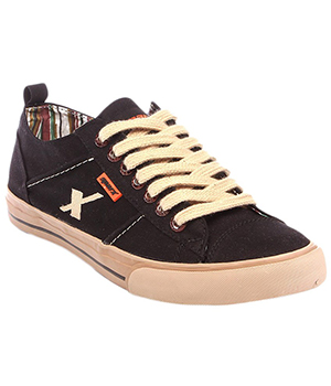 Sparx Black Casual Shoe SM-130