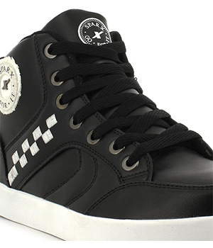 Sparx Black Casual Shoe SM-131