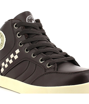 Sparx Brown Casual Shoe SM-131