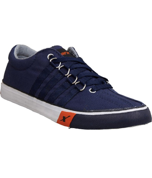 Sparx Navy Blue Casual Shoe SM-162