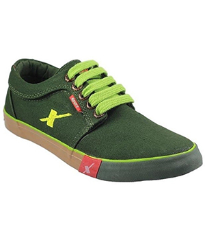 Sparx Olive Green Mens Casual Shoe SM-175