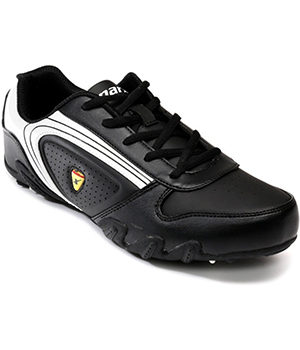Sparx Black White Mens Casual Shoe SM-182