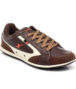 Sparx Brown Mens Casual Shoe SM-210