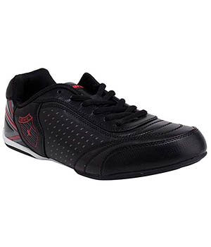Sparx Black Red Mens Casual Shoe SM-226