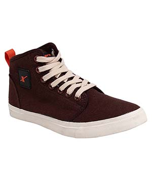 Sparx Dark Brown Mens Casual Shoe SM-233