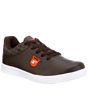 Sparx Brown Mens Casual Shoe SM-240