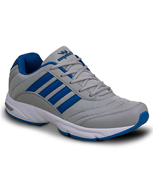Campus 3G-378 Grey Blue Mens Sport Shoe