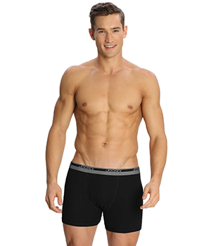 Jockey Modern Black Classic Boxer Brief 8009 Set Of 2