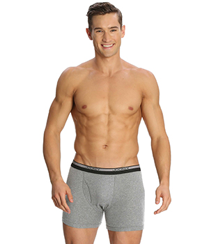 Jockey Modern Greymel Classic Boxer Brief 8009 Set Of 2