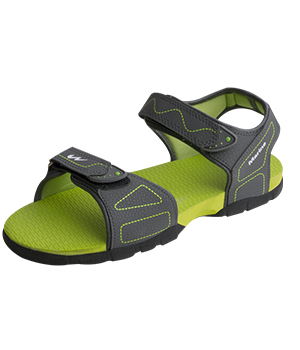 544d658ad8c Buy Campus RS 310 Dark Grey P Green Mens Sport Sandal
