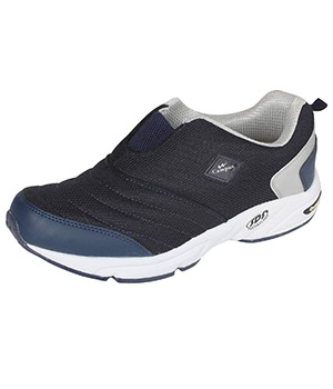 Campus 3GMOC-1 A Blue Silver Mens Sport Shoe