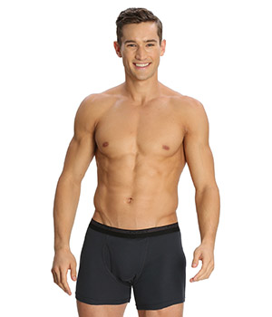 Jockey Modern Graphite Classic Boxer Brief 8009 Set Of 2