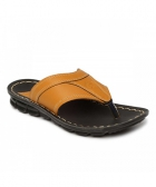 Paragon Mens PU6790 Tan Formal Slipper