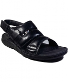 Red Chief RC409 Black Casual Sandal
