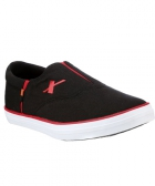 Sparx SM-255 Black-Red Mens Casual Shoes