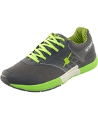 Sparx Mens Green Sports Shoes SM-220