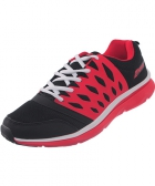 Sparx Mens Black Sports Shoes SM-221