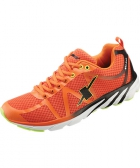 Sparx Mens Orange Sports Shoes SM-263