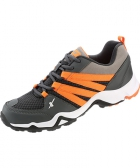 Sparx Mens Grey Sports Shoes SM-284