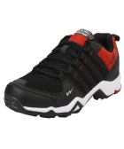 Campus Mens Sports Shoe Triggeer 3G-431 Black Red