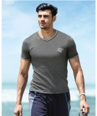 Dixcy Scott Mens Assorted Basic V Neck T Shirt