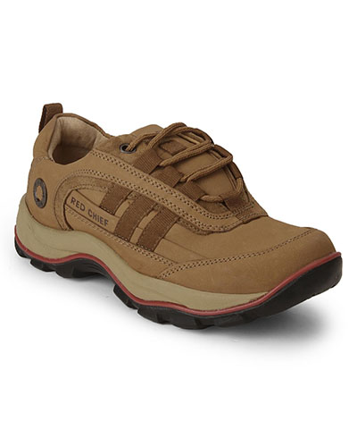 Red Chief RC2021 Rust Casual Shoe