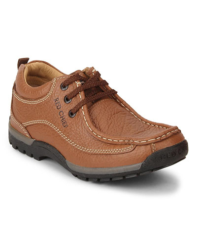 Red Chief RC2104 Elephant Tan Casual Shoe
