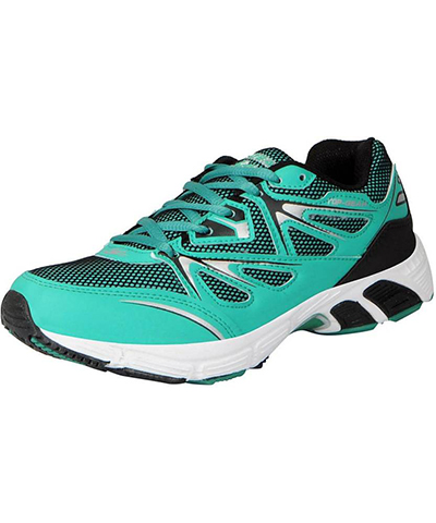 Columbus Top Gear Mens Sports Shoe TP-7 Green Black