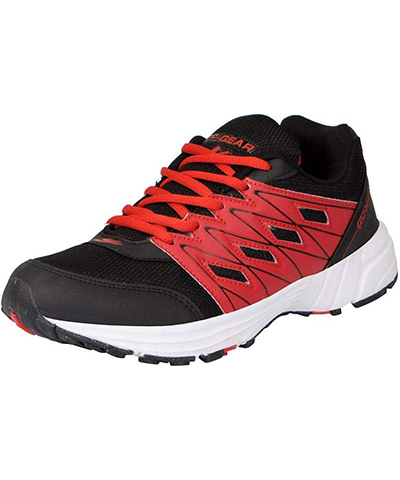 Columbus Top Gear Mens Sports Shoe TP-8 Red