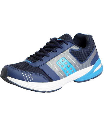 Columbus Top Gear Mens Sports Shoe TP-9 Blue