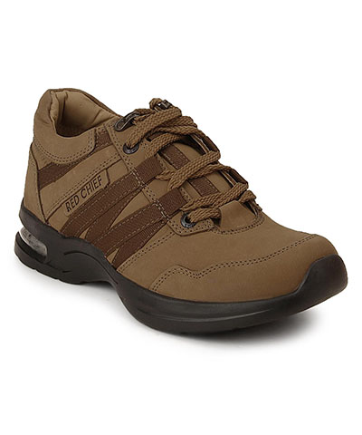 Red Chief RC1976 Rust Casual Shoes