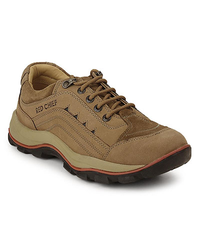 Red Chief RC2015 Rust Casual Shoes