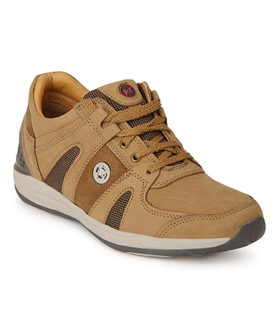 Red Chief RC2092 Rust Casual Shoes