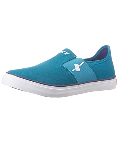 Sparx Blue Mens Casual Shoe SM-214