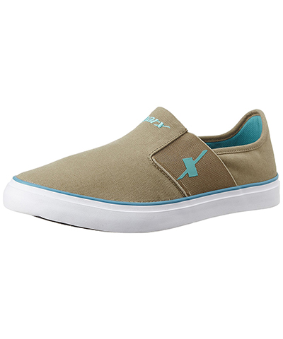 Sparx SM-214 Khaki Mens Casual Shoes