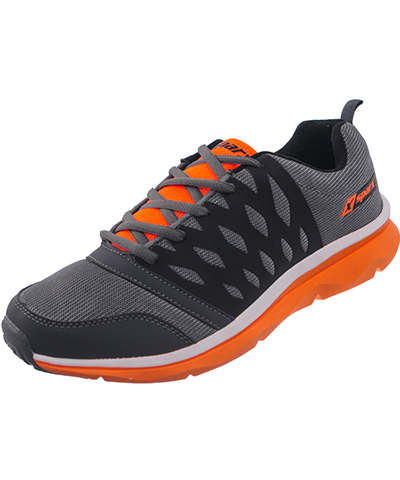 Sparx Mens Grey Sports Shoes SM-221