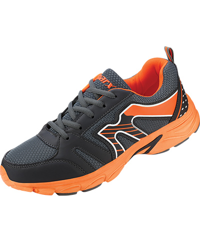 Sparx Mens Grey Sports Shoes SM-231