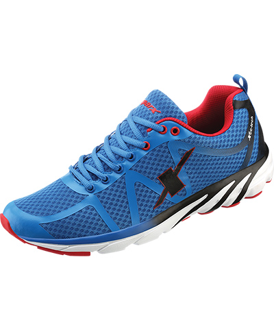 Sparx Mens Blue Sports Shoes SM-263