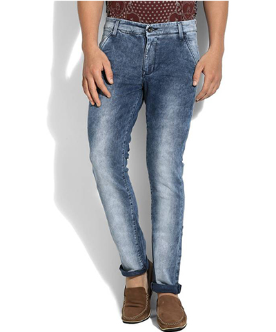 Devil Mens Casual Denim Jeans DMJ-01