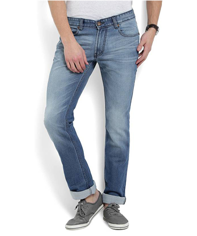 Devil Mens Casual Denim Jeans DMJ-04
