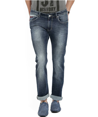 Devil Mens Casual Denim Jeans DMJ-05