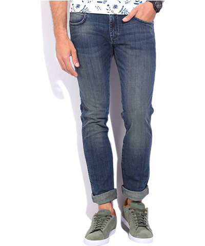 Devil Mens Casual Denim Jeans DMJ-08