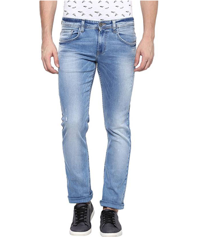 Devil Mens Casual Denim Jeans DMJ-11