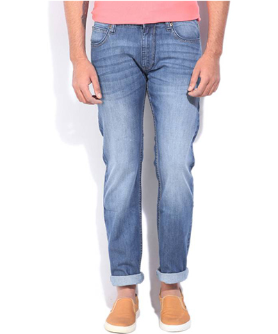 Devil Mens Casual Denim Jeans DMJ-12