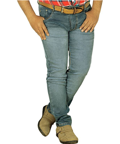 Devil Mens Casual Denim Jeans DMJ-13