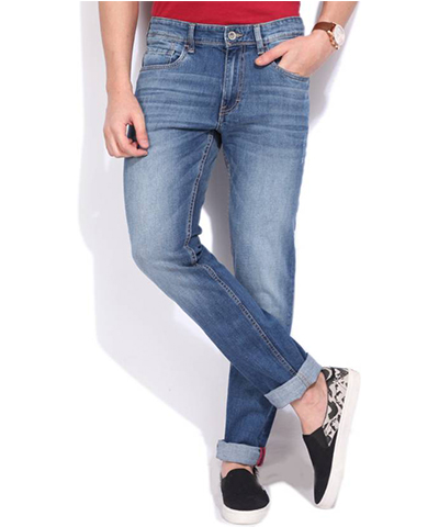 Devil Mens Casual Denim Jeans DMJ-18