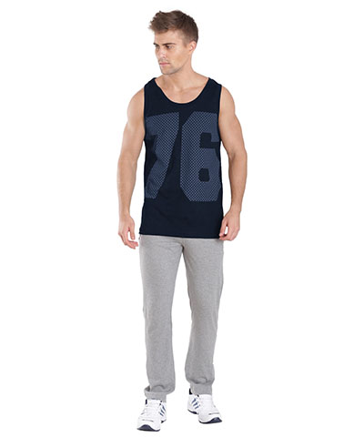 Jockey Tank Top Navy
