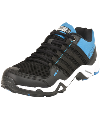 Campus Mens Sports Shoe Triggeer 3G-431 Black Sky