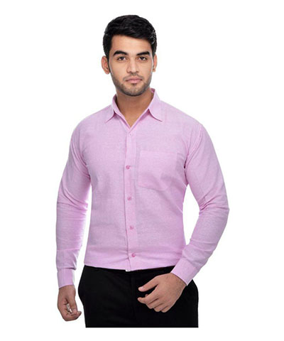 Devil Mens Casual Shirt DMCS-06